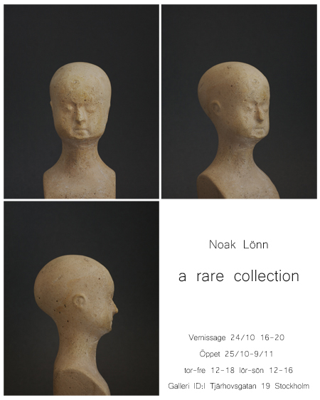 A rare collection © Noak Lönn, 2014